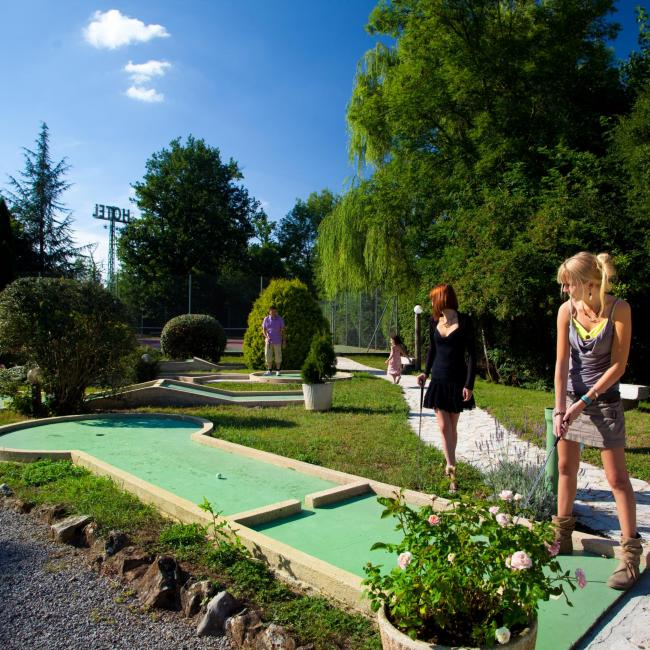 Mini Golf Relais de Farrou